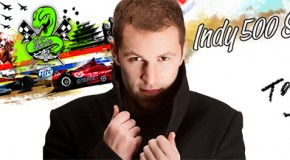 Topher Jones will be performing at the Indy 500 Snake Pit!