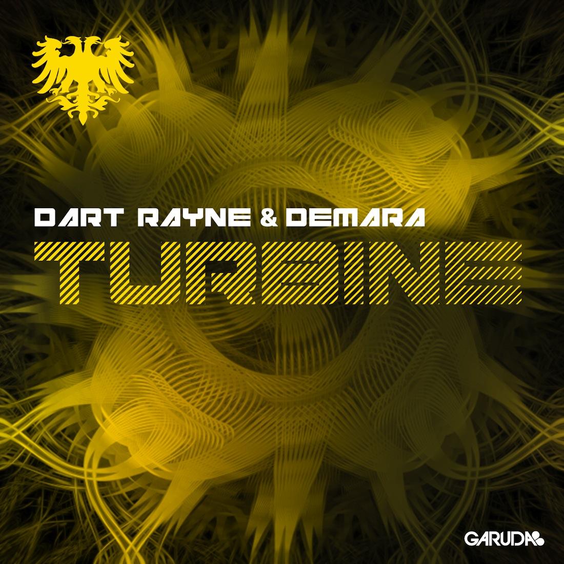 Dart Rayne & Demara Create Energy with the Fluid Flow of 'Turbine'